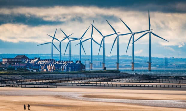 How renewable energy could power Britain's economic recovery