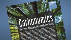 Carbonomics The Future of Energy in the Age of Climate Change