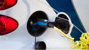 Charging points surge ahead of electric car boom