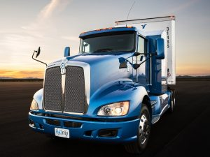 Massive Saudi investment to produce green hydrogen for global truck and bus markets