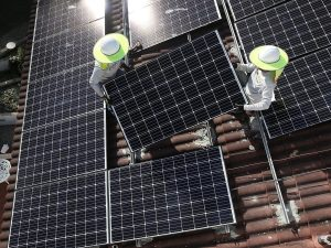 Solar power could become cheaper and more efficient thanks to a new method that creates electricity from invisible light