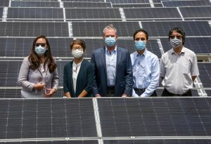 University to launch Hong Kong's largest solar energy project, generating income of up to HK$160 million by 2033