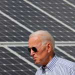 Green-Energy Shares Rise Along With Joe Biden Polling