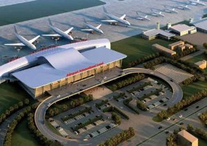 Togo's Lomé airport begins its energy transition to solar