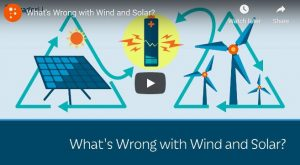 Are wind, solar and battery the solutions to our energy needs?
