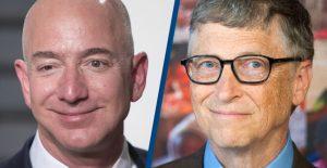 Jeff Bezos And Bill Gates Raise $1 Billion To Fund Clean Energy Start-Ups