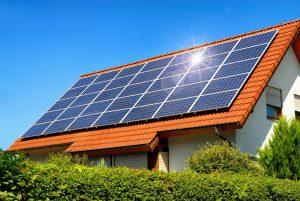 Egypt: Generating solar energy at home