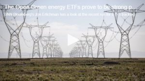 Green energy ETFs prove to be strong performers