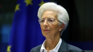 ECB to increase green bonds' share in funds: Chief