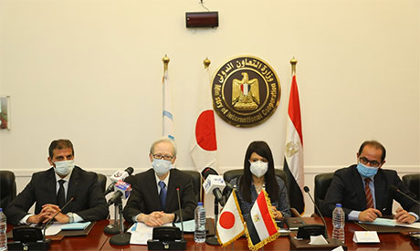 Egypt receives $240 mln from Japan for energy, green economy transformation