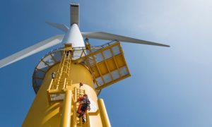 Green jobs : why the wind is at the back of roles in renewable energy