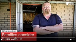 What happens to an Australian coal town as the country turns to renewable energy?