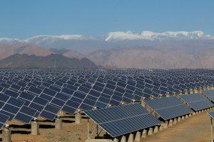 China's Highflying Solar Stocks Face Political Risk