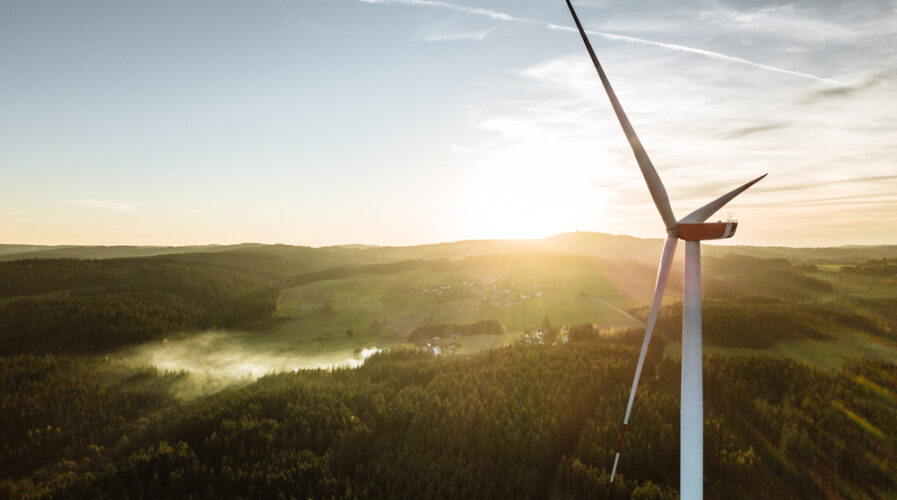 Big Tech leads the way in green energy adoption
