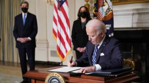Here's how Biden's $2 trillion infrastructure plan addresses climate change