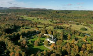 Green investors and 'Covid-flight' buyers drive record investment in Scottish estates