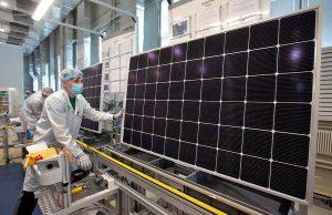 Invesco Solar ETF Shining