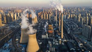 China's working with the EU on green investment standards