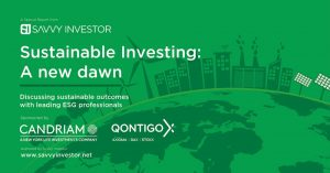 Sustainable Investing: A new dawn