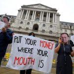 Bank of England set to unveil green bond plan