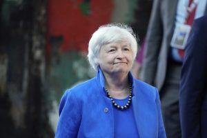 US Treasury Secretary Janet Yellen says regulators will assess climate change risks to financial system
