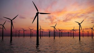 Scottish Power and Shell submit bid for offshore windfarms