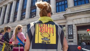 Shell sponsored a museum exhibit on climate solutions. There were strings attached.